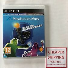 PS3 PlayStation 3 - Disque Decouverte MOVE Discovery Disc
