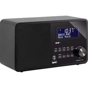 Imperial DABMAN 100 Digitalradio schwarz