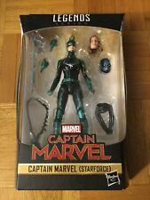 Hasbro Captain Marvel Starforce Legends Series 6 inch Action Figure