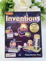 Science Wiz Inventions Experiment Kit Projects With Inventions Ages 8 to 80