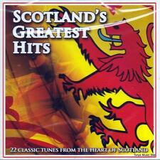 SCOTLAND`S GREATEST HITS - VARIOUS ARTISTS (NEW SEALED CD)