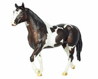 Breyer NIB * Chocolate Chip Kisses * 1739 Pinto Stallion Traditional Model Horse