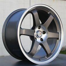 "Set(4) 18"" 18x9.5 5x114.3 Wheels Honda Accord Civic Scion TC XB Lexus IS250 350"