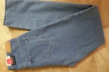 Wrangler Jeans,W28,L32,Blue,High Rise,Slim Fit,100%Cotton,Women's