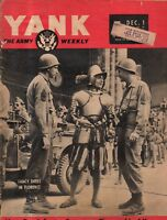 1944 Yank December 1 - Philippine Invasion; Patton: Company A; Verdun