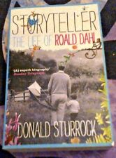 Storyteller: The Life of Roald Dahl by Donald Sturrock (Paperback, 2011)