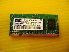 ProMOS 512MB PC-2 5300S-12-A1 Memory RAM