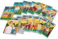 KING OF THE HILL SEASONS The Complete Series Collection Season 1-13 BRAND NEW
