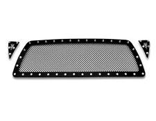 Smittybilt M1 Wire Mesh Grille 05-11 Toyota Tacoma Pickup Truck 615841 Black