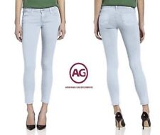 AG ADRIANO GOLDSCHMIED THE LEGGING ANKLE SUPER SKINNY ANKLE JEANS SIZE 27R