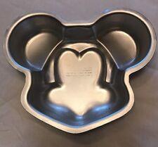 Wilton Disney Mickey Mouse Small Cake Pan Jello Mold