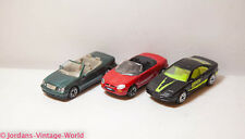 Matchbox MGF & BMW 850I & Mercedes CLK Joblot - Nr Mint Diecast Original RARE