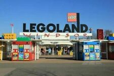 1 Legoland Windsor Ticket for Thursday 8th July 08.07.2021 Receive email today