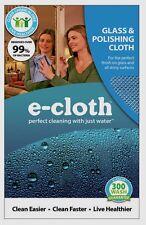 "E-Cloth Glass & Polishing Polyester/Polyamide Cleaning Cloth 16"" W x 20"" L 10603"