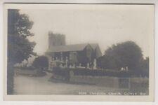 Wales postcard - Llandrillo Church, Colwyn Bay (A918)
