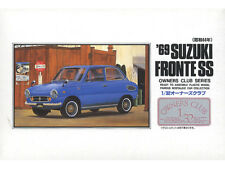 NEW ARII 1969 SUZUKI FRONTE SS 1/32 Scale PLASTIC MODEL KIT OWNERS CLUB SERIES