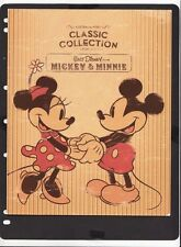 2011 Australian Stamps-Mickey & Minnie Classic -PO Pack- sheetlet 10 stamps MNH