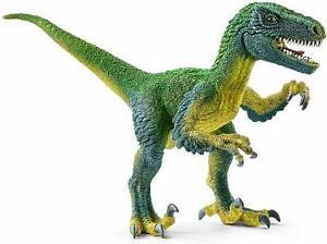 Schleich Dinosaurs 14585 Velociraptor, Dinosaurs, New And IN Original Box
