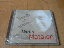Martin Matalon : De Tiempo y de Arena - Vassilakis, Octors - CD Accord NEW