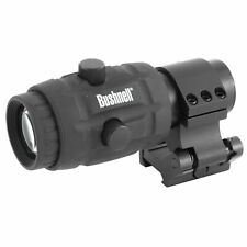 Bushnell 3x Transition Magnifier with Flip Mount Black AR731304