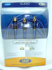 IXOS XHK235 Subwoofer Cable 5 meters  16 feet