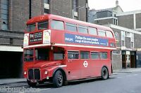 London Transport RM613 Rennel Street 14th March 1978 Bus Photo