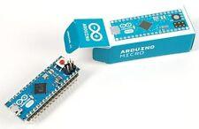 Arduino Leonardo Micro Original en su caja, Cable USB de regalo.