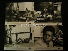 1980 Steve McQueen The Hunter VINTAGE 4 Movie PHOTO LOT 714E