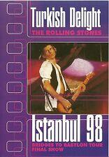 ROLLING STONES Turkish Delight ISTANBUL1998 Bridges To Babylon Tour Pro-Shot DVD