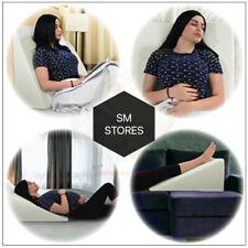 Large Orthopaedic Wedge Pillow Acid Reflux Back Neck Pain / Snoring / Maternity
