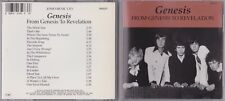 Genesis - From Genesis To Revelation - Rare Canadian 17trk Jonjo Music Ltd CD