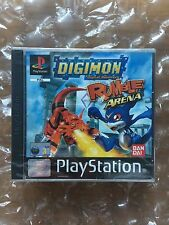 BRAND NEW FACTORY SEALED DIGIMON RUMBLE ARENA SONY PLAYSTATION ONE PS1