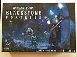 Warhammer Quest Blackstone Fortress Board Game Games Workshop