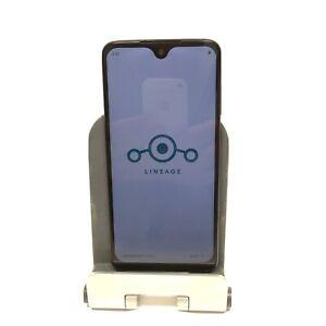 Lineage OS Motorola Moto G7 64GB Black Privacy Phone Free Shipping