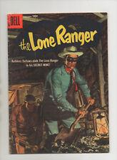 Lone Ranger #99 - Dell Painted Cover Secret Mine - (Grade 4.0) 1956