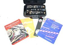 More details for yamaha ycl 250 student clarinet - bundle of learning books