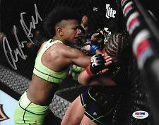Angela Hill Signed 8x10 Photo PSA/DNA COA UFC TUF 20 Invicta Picture Autograph 7