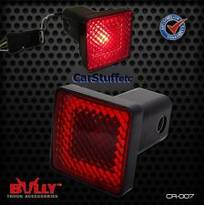 Bully Universal Hitch Brake Light Fits 2 inch Receiver with 4 Wire Flat Plug