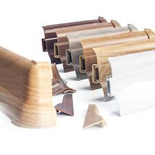 Sockelleisten 62mm 10-100 METER Farbenauswahl Sockel Montagedübel GRATIS NEU&TOP