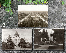 1912 downtown Salem Oregon OR photos lot CHOICES 5x7s or request one 8x10 or CD