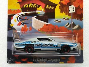 HOT WHEELS 2014 HW ROAD TRIPPIN' NH 112 71 DODGE CHARGER #19/32