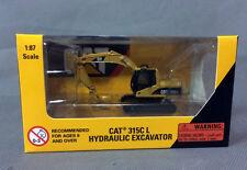 Norscot 55400 Cat 315C L Hydraulic Excavator 1/87 scale deicast model