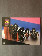 1991 PRO SET KISS #197 MUSIC CARD