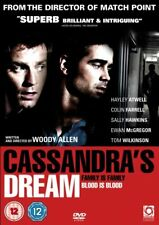 Cassandras Dream [DVD][Region 2]