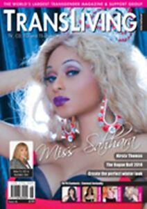 TRANSLIVING 46 Magazine Transgender, Non-Binary, X-Dress, Transvestite Lifestyle