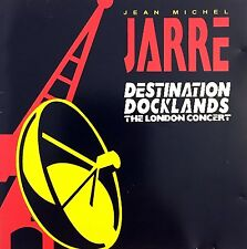 Jean-Michel Jarre ‎CD Destination Docklands (The London Concert) - France