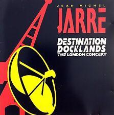 Jean-Michel Jarre CD Destination Docklands (The London Concert) - France
