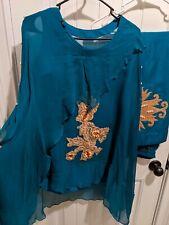 Pakistani Designer Shireen LadkawalaTrendy Outfit Size M
