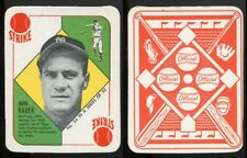 1951 Topps Red Backs #24 Hank Bauer *NY Yankees* EXCL  **AA-8182**