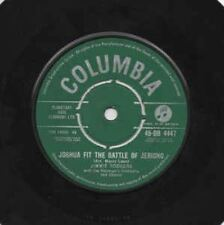 """Joshua Fit The Battle Of Jericho  7"""" : Jimmie Rodgers (2)"""